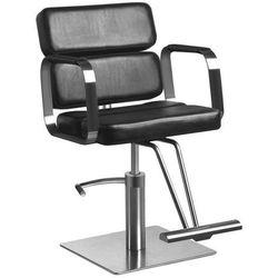 Hair System Fotel Fryzjerski 0-187 Czarny