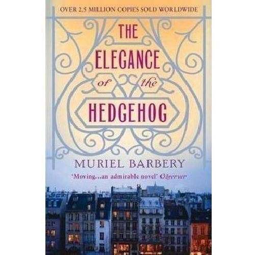 Książki do nauki języka, ELEGANCE OF THE HEDGEHOG (opr. miękka)