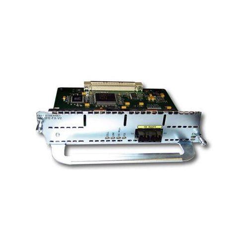 Pozostały sprzęt sieciowy, NM-1FE-FX-V2 1-Port Fast Ethernet Network Module, FX Only