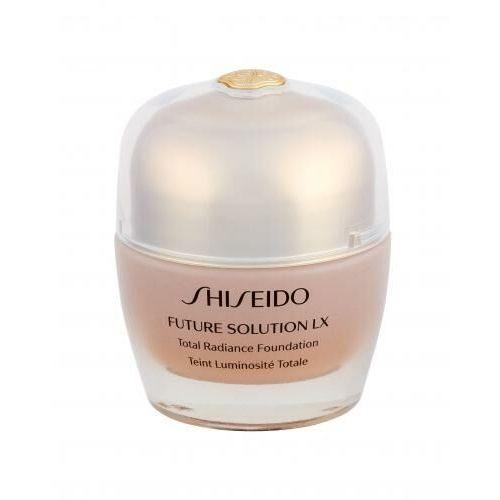 Podkłady i fluidy, Shiseido Future Solution LX Total Radiance Foundation SPF15 podkład 30 ml dla kobiet N4 Neutral