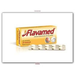Flavamed 30 mg x 20 tbl