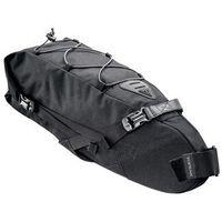 Sakwy, torby i plecaki rowerowe, Topeak BackLoader Torebka podsiodłowa 10l, black 2020 Torby na bagażnik