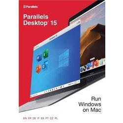 Parallels Desktop 15 for Mac (roczna subskrypcja)