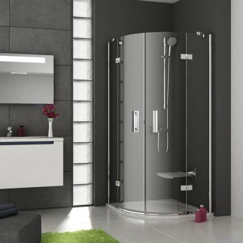 Kabiny prysznicowe, Ravak Smartline 80 x 80 (3S24/4A00Y1)