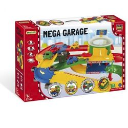 Wader Mega garaz z trasa (53140). od 0 lat