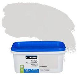 Farba wewnętrzna do ścian i sufitów EMULSJA 2.5 l Biały piasek LUXENS