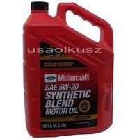 Oleje silnikowe, Syntetyczny olej silnikowy Motorcraft 5W20 4,73l Ford M