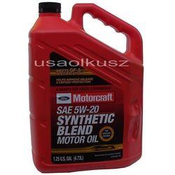 Syntetyczny olej silnikowy Motorcraft 5W20 4,73l Ford M