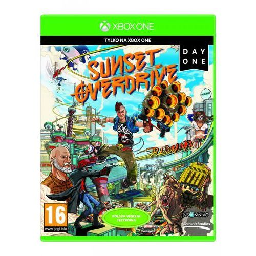 Gry na Xbox One, Sunset Overdrive (Xbox One)