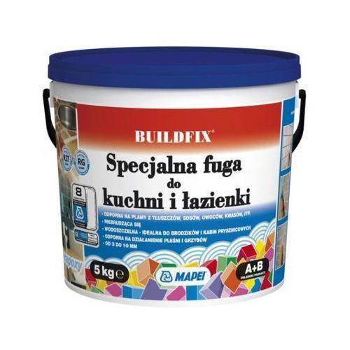 Fugi, Zaprawa Mapei Buildfix do kuchni i łazienki 142 brązowa 5 kg