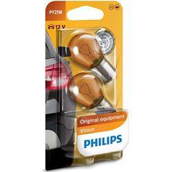 Żarówka samochodowa PY21W Philips Standard, BAU15s, 21 W, 12 V, 1 par(a)