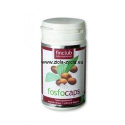 fin Fosfocaps - Lecytyna, magnez i mangan - Zapomnijcie o zapominaniu - FINCLUB