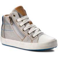 Buty sportowe dla dzieci, Trampki GEOX - J Alonissso B. C J822CC 00010 C0415 S Grey/Lt Blue