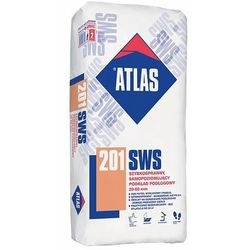 Podkład podłogowy SAMOPOZIOMUJĄCY SWS 201 25kg ATLAS