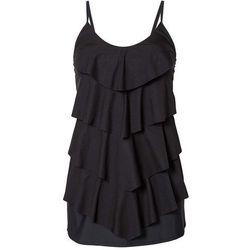 Sukienka kąpielowa shape bonprix czarny