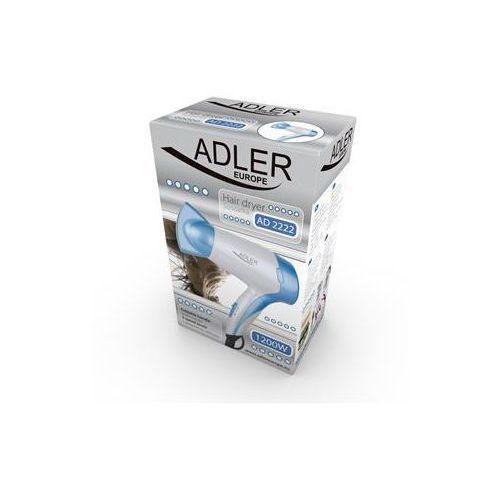 Suszarki do włosów, Adler AD 2222