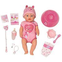 Lalki dla dzieci, Baby born - Lalka interaktywna