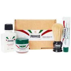 Proraso Zestaw produktów do golenia dla skóry wrażliwej