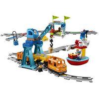 Klocki dla dzieci, Lego DUPLO Pociąg towarowy 10875