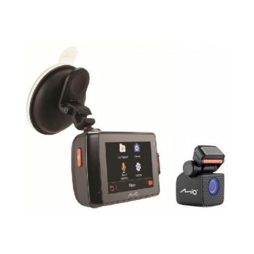 Rejestratory samochodowe, Mio MiVue 698