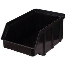 Plastikowy pojemnik warsztatowy - wym. 315 x 200 x 150 - kolor czarny