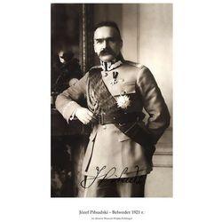 Plakat A3 - Józef Piłsudski – Belweder 1921 r. GPlakJP02