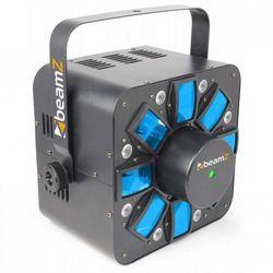 Multi Acis III efakt świetlny LED stroboskop laser RGBAW pałąk montażowy