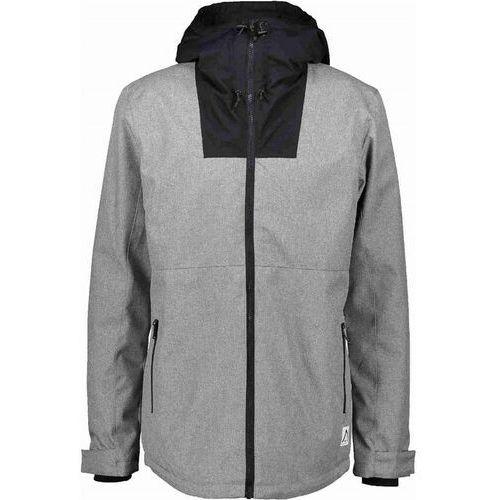 Kurtki męskie, kurtka CLWR - Block Jacket Grey Melange (801) rozmiar: XL