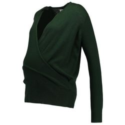 Zalando Essentials Maternity Sweter dark green