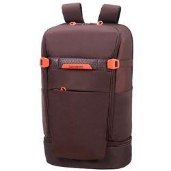 """Samsonite Hexa-Packs L miejski plecak na laptopa 15,6"""" / Aubergine - Aubergine"""