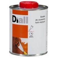 Rozcieńczalniki i rozpuszczalniki, Środek do usuwania farby olejnej Diall 0,75 l