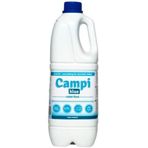 Pozostałe do czyszczenia armatury, Campi Blue 2 L Płyn do toalety turystycznej, przenośnej Płyn do toalety TOI TOI, Preparat do przenośnej kabiny WC
