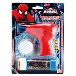 Pistolet do robienia baniek mydlanych Spider-Man