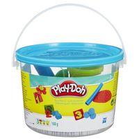 Ciastolina, Play-Doh - Ciastolina mini wiaderko cyfry 23326 - Cyferki