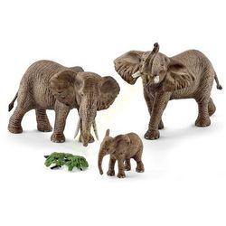 Rodzina słoni afrykańskich SLH42337X - SCHLEICH