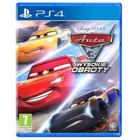 Gry PS4, Auta 3 Wysokie obroty (PS4)