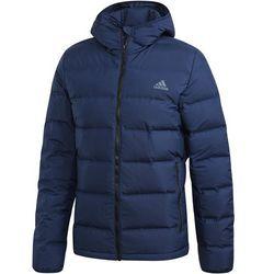 Kurtka adidas Helionic Hooded Down Jacket CZ2311