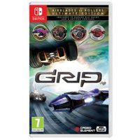 Gry Nintendo Switch, Gra Nintendo Switch GRIP: Combat Racing AirBlades vs Rollers Ultimate Edition