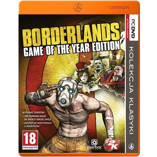 Gry na PC, Borderlands (PC)