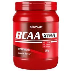 ActivLab BCAA X-tra 500g - smak cytryna