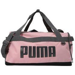 PUMA Torba sportowa 'Challenger Duffel' różowy pudrowy / czarny