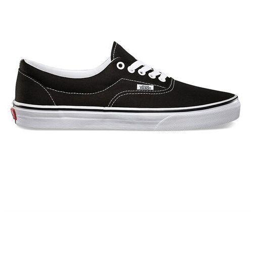 Męskie obuwie sportowe, buty VANS - Era Black (BLK) rozmiar: 46