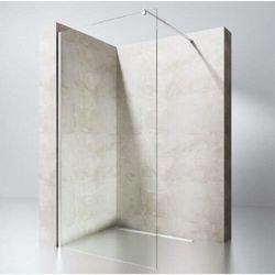 Szyba Prysznicowa Ścianka Walk-In TRANSPARENTNA 8mm lub 10mm