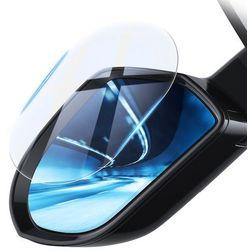 Baseus 2x owalna ochronna folia przeciwdeszczowa na boczne lusterka samochodu 135mm x 95mm (SGFY-C02) - 135mm x 95mm