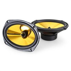 Głośniki samochodowe Auna Goldblaster 6x9, 15x23 cm,1000W Zamów ten produkt do 21.12.16 do 12:00 godziny i skorzystaj z dostawą do 24.12.2016