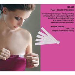 Plastry Julimex Comfort Fashion BA-09 20mm A'20 ROZMIAR: 20mm, KOLOR: transparentny, Julimex