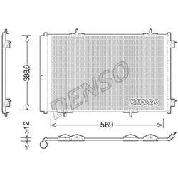 Skraplacz, klimatyzacja DENSO DCN21030