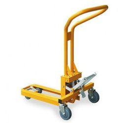 Mechaniczny wózek paletowy, nośność 200 kg