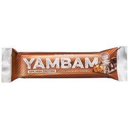BODY ATTACK Baton Yambam - 80g - Chunky Chocolate Caramel Najlepszy produkt tylko u nas!