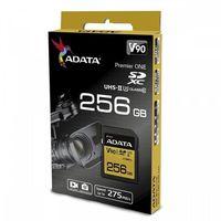 Karty pamięci, Adata SD Premier ONE 256G UHS 2/U3/CL10 275/155MB/s